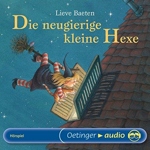 Die neugierige kleine Hexe audiobook cover art