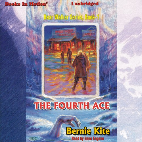 The Fourth Ace audiobook cover art