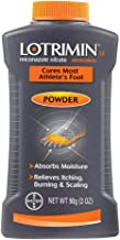 Lotrimin AF Athlete's Foot Antifungal Powder, Miconazole Nitrate 2% Treatment, Clinically Proven Effective Antifungal Trea...
