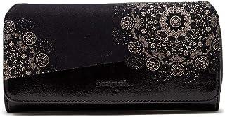 Luxury Fashion | Desigual Womens 19WAYP30BLACK Black Wallet | Fall Winter 19