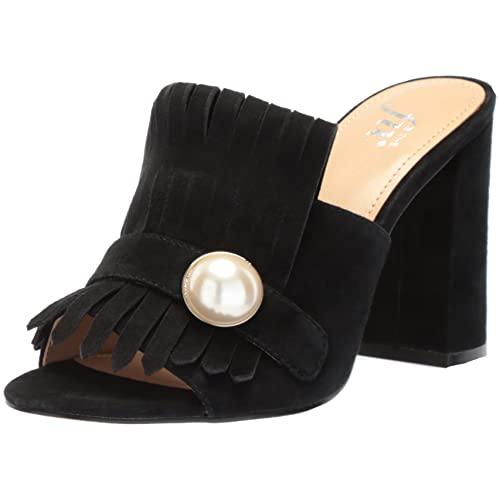 dfab30b32f1 The Fix Women s Giuliana Block Heel Mule