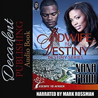 Midwife to Destiny audiobook cover art