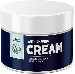 Azani Active Care Natural Anti Chafing Cream   Intimate Area Cream   Multi-Purpose Healing Cream for Rashes, Blisters, Thi...
