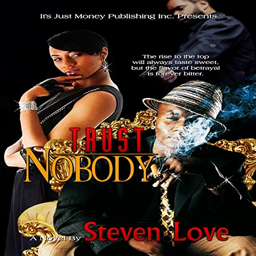 Trust Nobody audiobook cover art