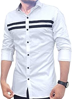 3e746d24 Amazon.in: Shirts - Men: Clothing & Accessories: Casual Shirts ...