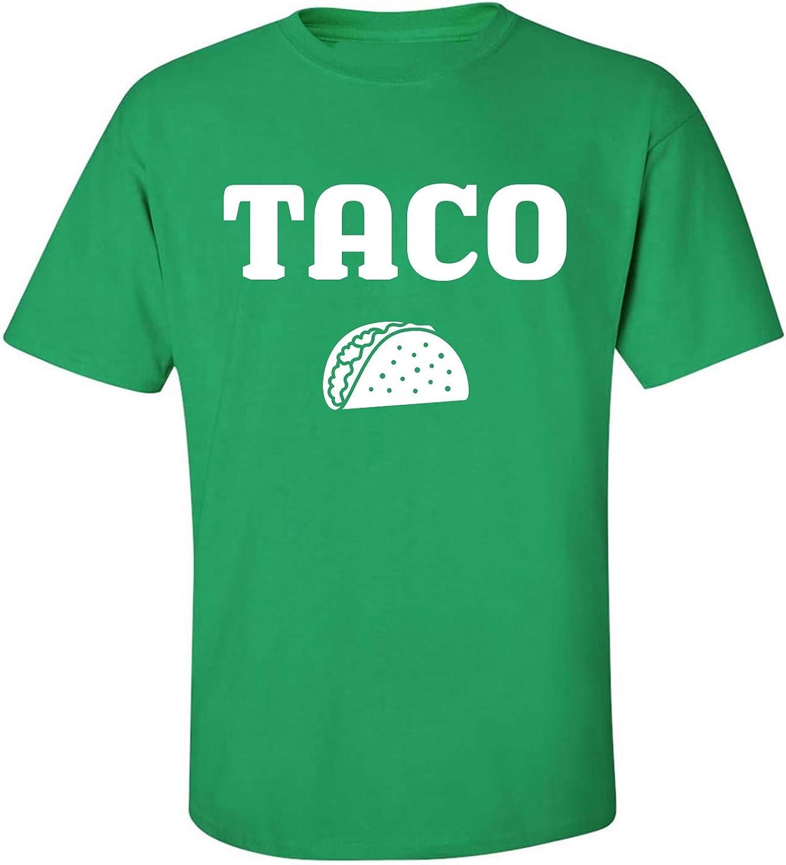 zerogravitee Taco Adult Short Sleeve T-Shirt