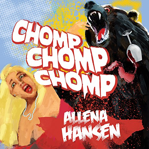 Chomp, Chomp, Chomp audiobook cover art