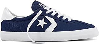 Converse Womens Breakpoint Ox Canvas Trainers