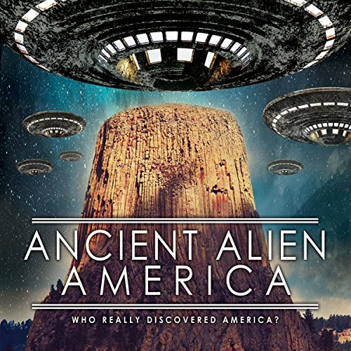 Ancient Alien America cover art