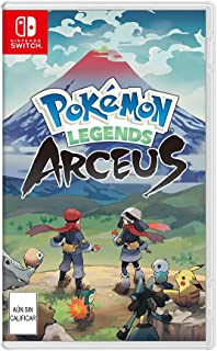 Pokemon Legends Arceus - Nintendo Switch - Standard Edition