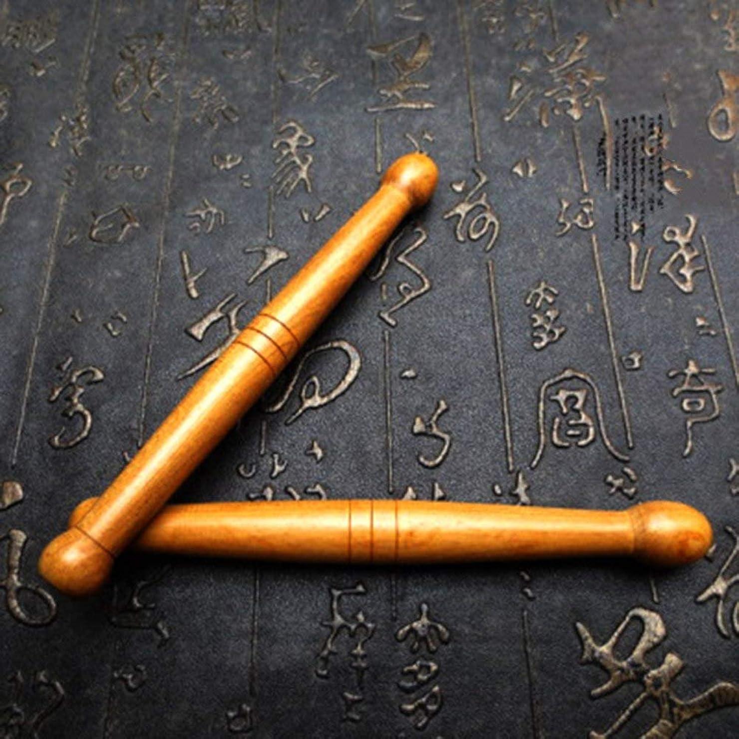 仕えるシダ地元TerGOOSE マッサージ棒 足裏マッサージ棒 グリグリ棒 特製マッサージ棒 ぐり押し棒 メリディアンペン ポイントスティック マッサージャー 本格プロ仕様 木製 マッサージ 快適な 健康 便利 多機能
