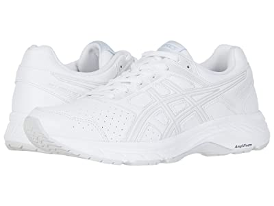 ASICS GEL-Contend(r) Walker (White/Glacier Grey) Women