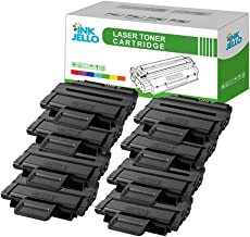 InkJello - Cartucho de tóner compatible para Samsung ML-2855ND SCX-4824 SCX-4824FN SCX-4825FN SCX-4828 SCX-4828FN MLT-D2092L (8 unidades), color negro