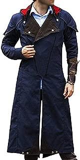 Mazdurr Outfits Mens Denim Coat | Mens Denim Long Coat | Long Denim Coat