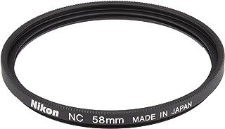 Nikon 58mm Filter NC, Black