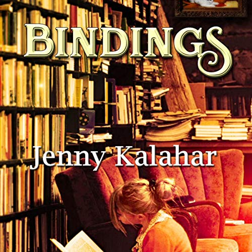Bindings audiobook cover art