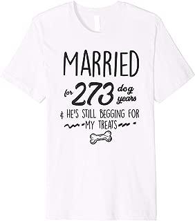 39 Year Anniversary Gift, 39th Wedding Anniversary, For Her Premium T-Shirt