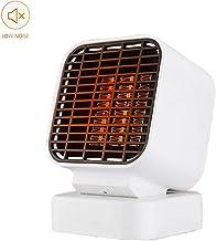 500W Calefactor De Espacios 3-Segundo Rápido Calentador Eléctrico Del Ventilador Mini Portátil Estufa Calentador PTC Calentador De Cerámica Para El Hogar Invierno Cubierta De Calefacción Camping