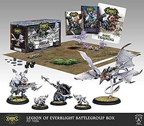 Hordes Legion of Everblight  Battlegroup Starter Box (Mk III) by Hordes
