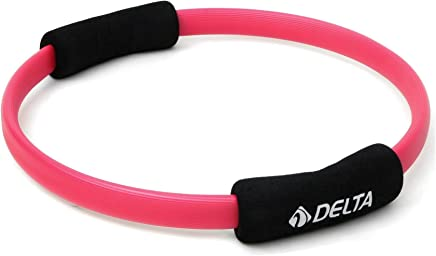 Delta Unisex Pilates Egzersiz Çemberi/Halkası Ds 9991, Fuşya, Tek Beden