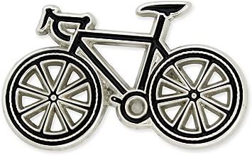 bike enamel pin