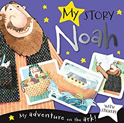 My Story Noah Bible Story Book for Children