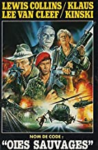 Code Name: Wild Geese (French ) POSTER (11