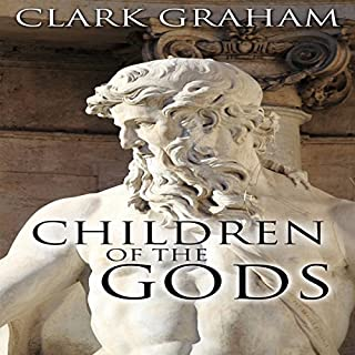 Children of the Gods audiobook cover art