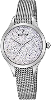 Festina Women's Analogue Quartz Watch with Stainless Steel Strap F20336/1