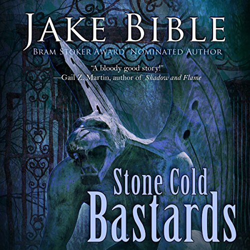 Stone Cold Bastards audiobook cover art