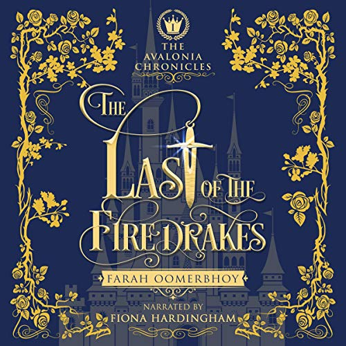 The Last of the Firedrakes audiobook cover art