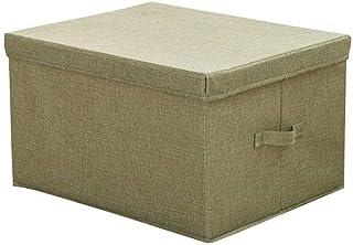 XXT-Sunshine Panier de Rangement, boîte de Rangement for Les vêtements, Panier de Rangement, Support de Rangement Multifon...