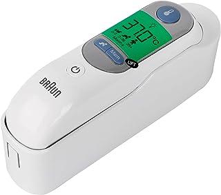 براون ميزان لقياس درجة الحرارة من خلال الاذن , ابيض - irt6520