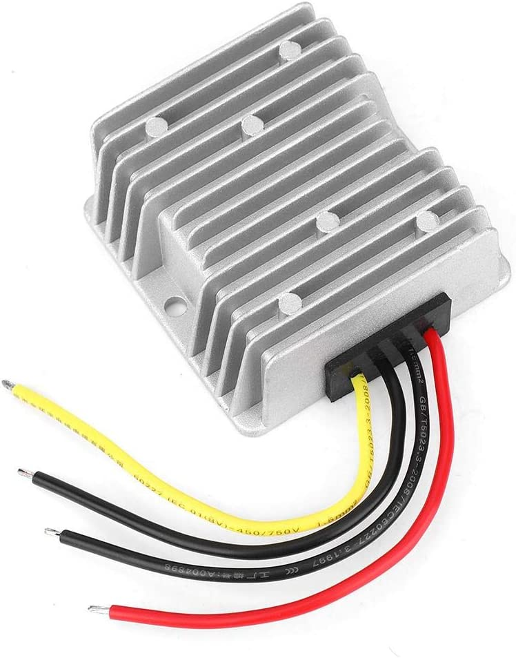 Outlet sale feature Walfront 60V to 12V Bargain Power DC-DC Converter Step-Down Supply