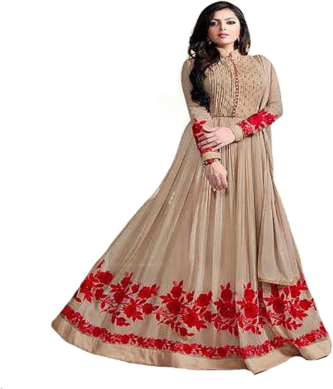 Bollywood Collection Anarkali Salwar Kameez suit Ceremony Muslim Women Wedding Bridal 8768