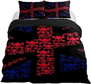 Best skull and crossbones bedding uk Reviews