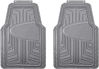 SUV Basics per tutte le stagioni per auto camion grigio Set da 3 tappetini in gomma resistente
