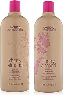 Aveda Cherry Almond Softening Shampoo & Conditioner Duo 33oz