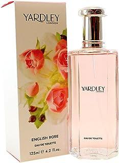Yardley By Yardley English Rose Edt Spray 4.2 Oz (new Packaging), clear, one size