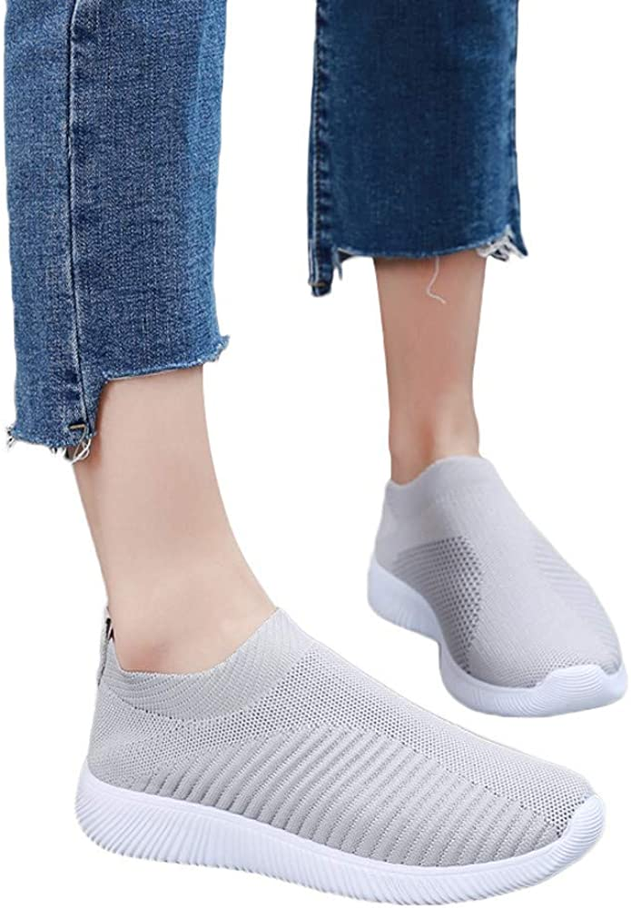 siilsaa Sneakers for San Francisco Max 42% OFF Mall Women Womens Mesh S Solid On Slip