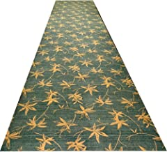 YANZHEN Hallway Runner Rugs Soft Corridor Carpet Non-Slip Rubber Pad Retro Blended Fabric, 2 Styles, Size Customization (C...