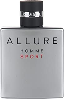 Allure Homme Sport by Chanel for Men - Eau de Toilette, 50ml