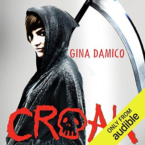 Croak cover art