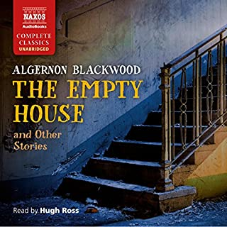 The Empty House and Other Ghost Stories audiobook cover art