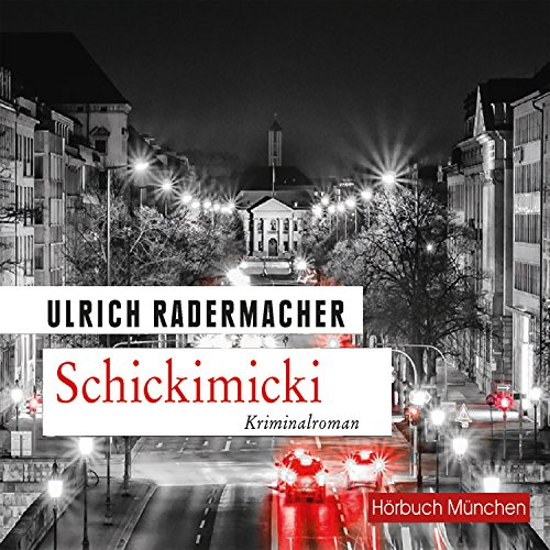 Schickimicki audiobook cover art