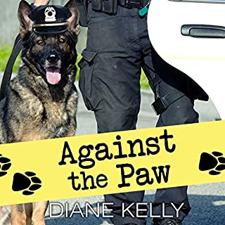Against the Paw audiobook cover art