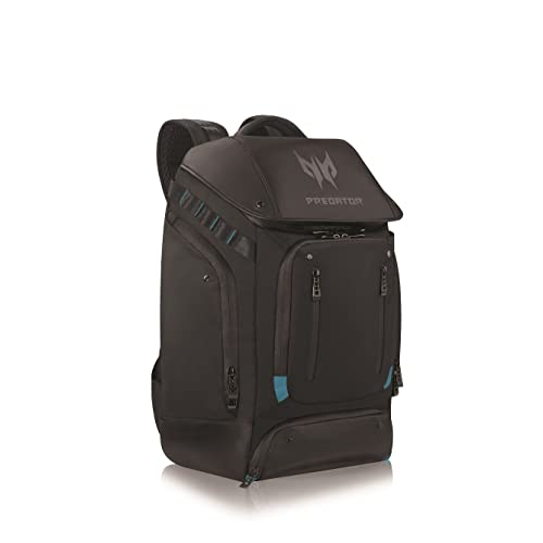 Acer Predator Utility Backpack, Notebook Gaming, Black & Teal