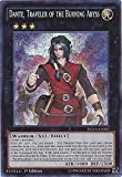 YU-GI-OH! - Dante, Traveler of The Burning Abyss (DUEA-EN085) - Duelist Alliance - 1st Edition - Secret Rare
