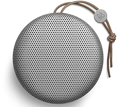 Bang & Olufsen Beoplay A1 Portable Bluetooth Speaker with Microphone - Natural by B&O PLAY by Bang & Olufsen