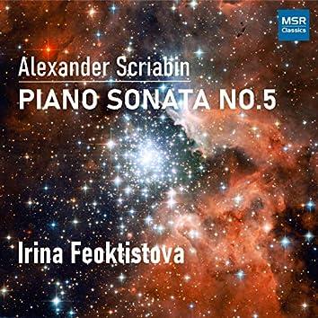 Scriabin: Piano Sonata No. 5, Op. 53